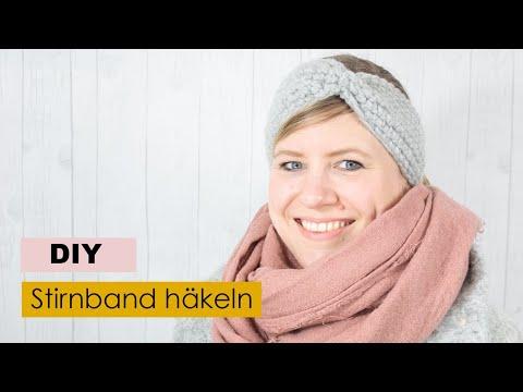Stirnband Häkeln Für Anfänger Ars Textura Diy Blog Youtube