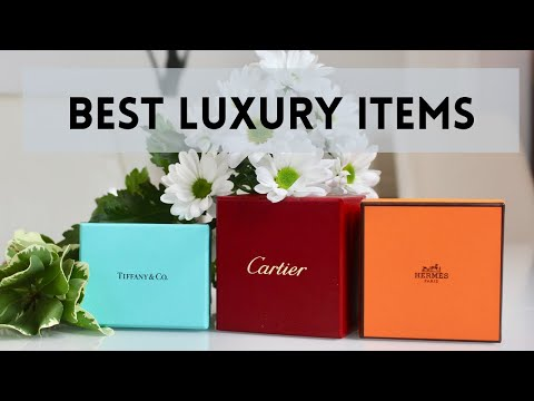 Best Luxury Purchases of 2018 |Cartier, Tiffany and Co, Hermes, La Mer 去年都買對了什麼