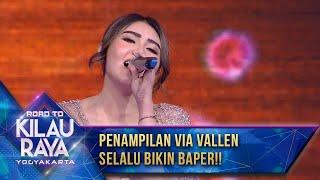 Download lagu Penampilan Yang Selalu Memukau! Via Vallen  [TEPUNG KANJI] - Road To Kilau Raya Yogyakarta