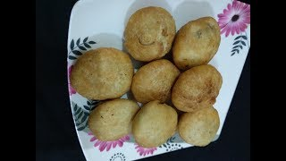 Urad daal kachori recipe/best food for travel and snack recipe /easy and tasty recipe