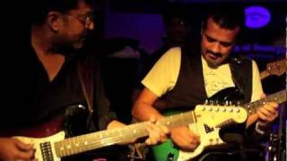 Ehsaan Noorani with The Saturday Night Blues Band - Ramblin On My Mind - clip