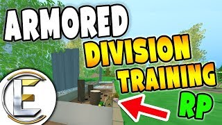 Armored Division Training - Unturned WW2 Roleplay (World War II RP) We Found A German Camp