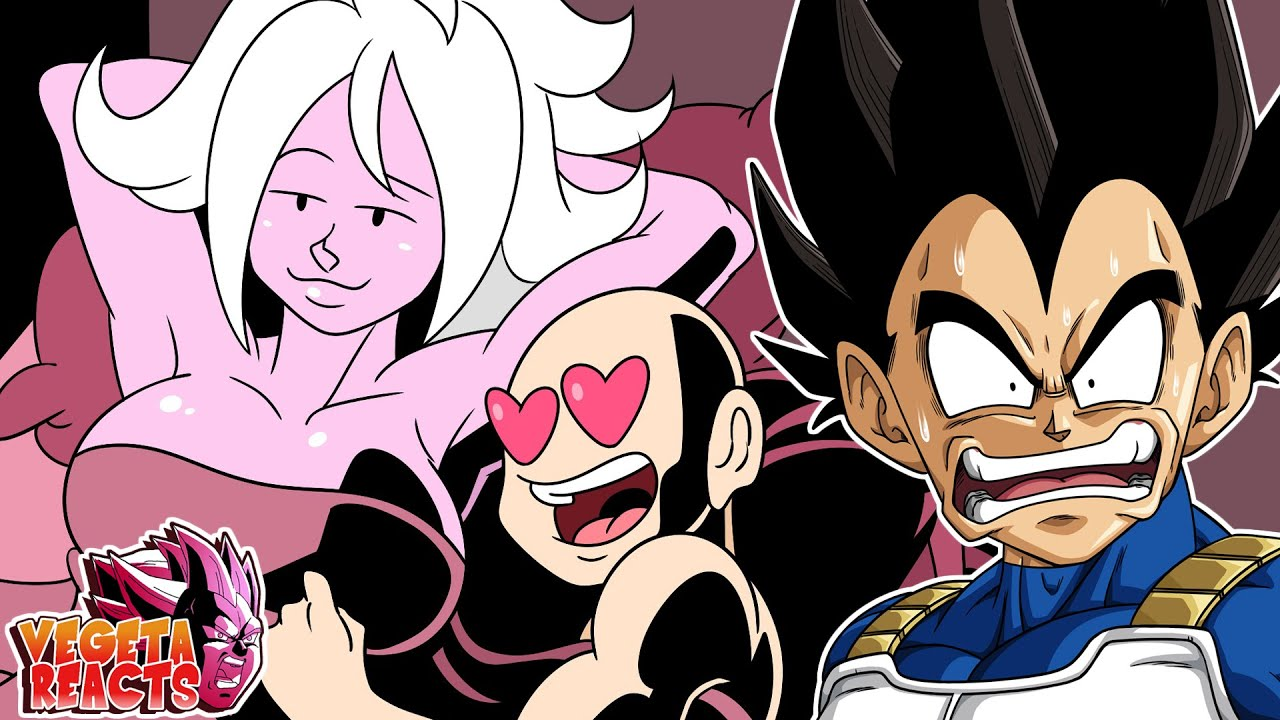 Vegeta Reacts To PSYCHO ANDROID 21