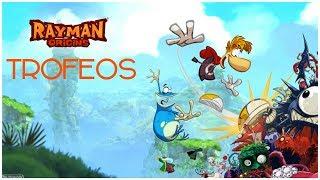 Trofeos Rayman Origins ps3