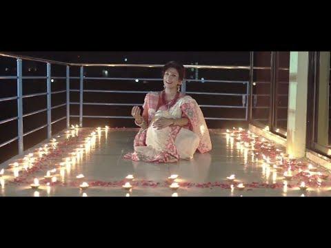 Download Sajani Sajani Radhika Lo | Bengali Tagore | Tanjina Toma