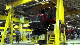 Steiger Tractor Manufacturing