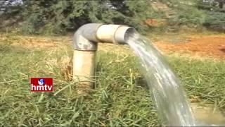 Mahabubnagar Farmer Success in Solar Power Usage for Agriculture | Solar Water Pumping System | HMTV