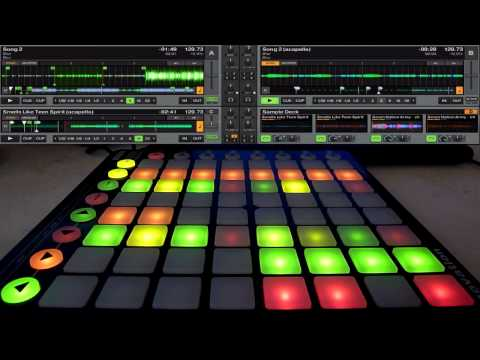 Nirvana / Blur / The White Stripes MASHUP - Smells Like Song 2 Nation Army (Launchpad)