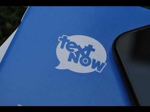 Textnow - 100% working in android and ios