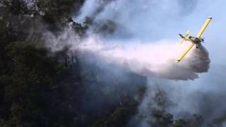 Sampson Flat Bushfire 2015