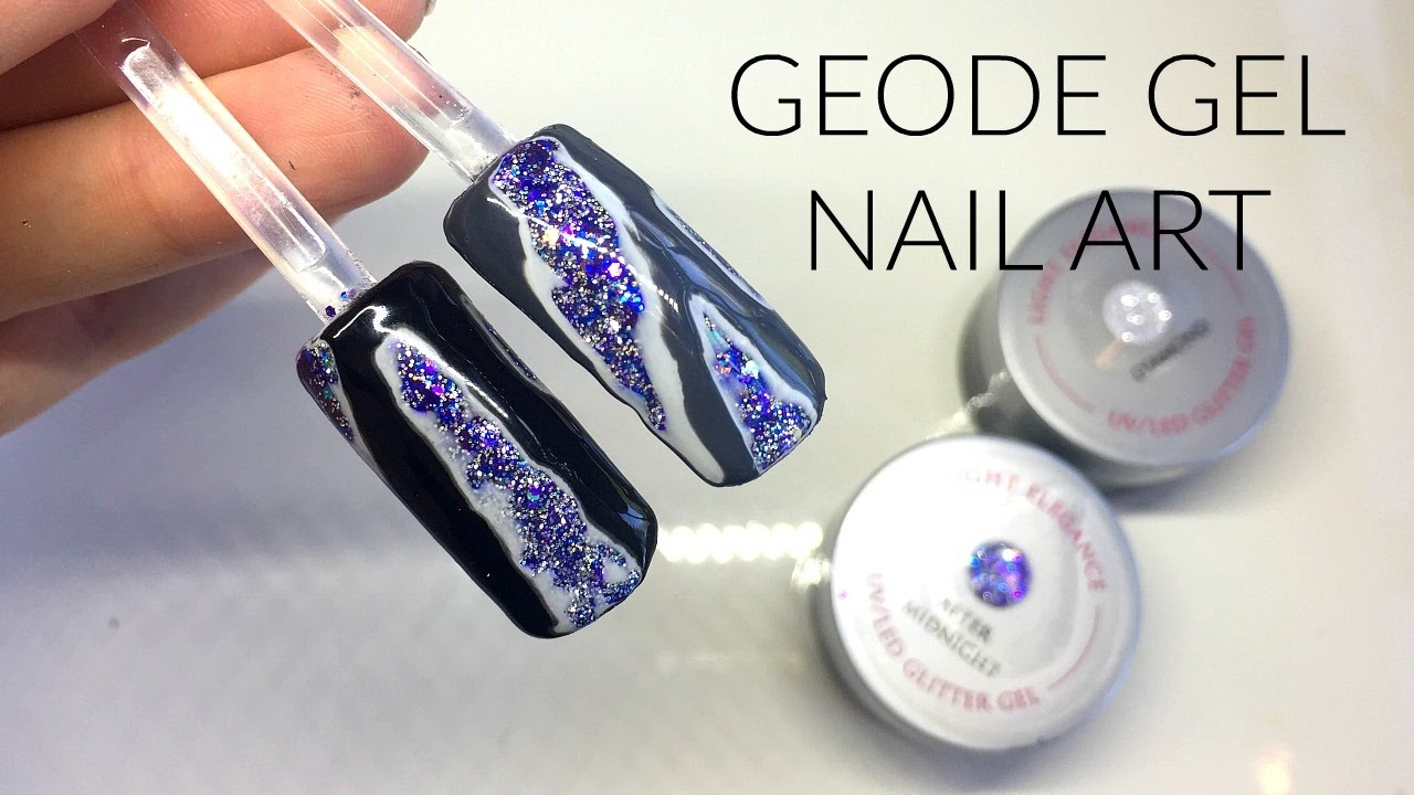 How to geode gel nail art tutorial filing technique youtube how to geode gel nail art tutorial filing technique prinsesfo Image collections