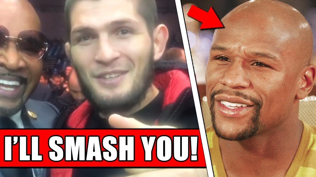 khabib-calls-out-floyd-mayweather-refuses-ufc-return-if-teammates-are-fired-for-ufc-229-brawl