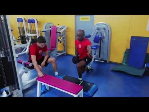Sesión física Jimbee Cartagena