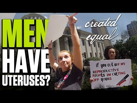 Men With Uteruses, Insults, And Rage