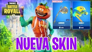 🔴 « NOUVELLE PEAU » DE TOMATE ÉPIQUE ! MAINTENANT AVAILABLE 355 VICTORIAS! - FORTNITE Bataille Royale