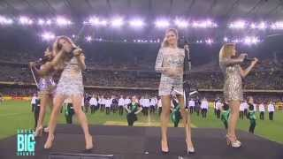 Elektra Live - electric string quartet medley for the British Lions Vs Wallabies, Etihad Stadium