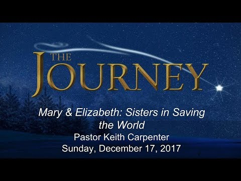 Mary & Elizabeth: Sisters in Saving the World
