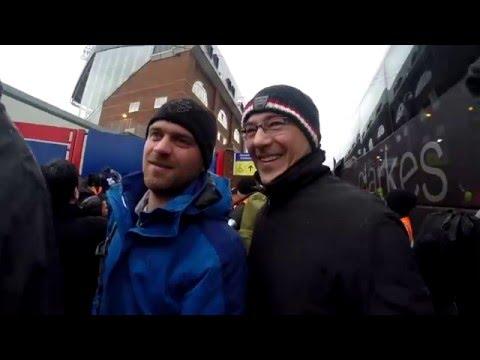 London: Crystal Palace vs Watford 2016 - Selhurst Park