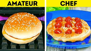 35 Mouth-Watering FOOD HACKS You've Never Seen Before || 5-Minute Recipes For Foodies!