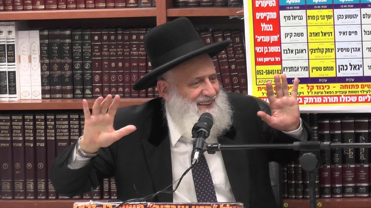 הרב ראובן אלבז : חידושים מן ההגדה  .