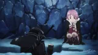SAO Funny Moments English