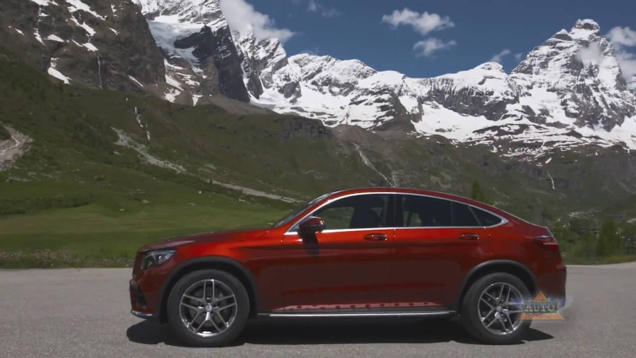 2017 mercedes benz glc coupe review youtube. Black Bedroom Furniture Sets. Home Design Ideas