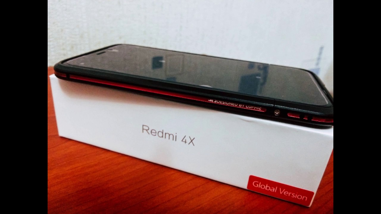 Luchshij Telefon Raspakovka Xiaomi Redmi 4x 3 32 Global Version Youtube