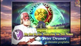 Alex über die letzte Prophezeiung von Peter Deunov