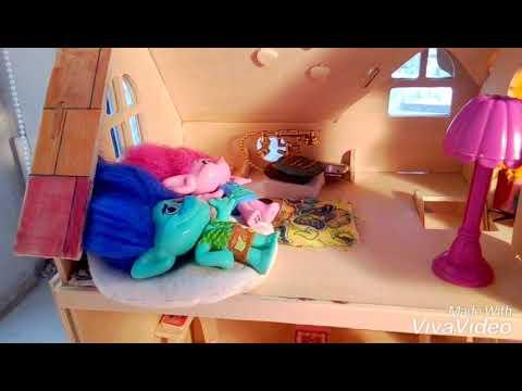 Мультфильм тролли куклы новая серия☺☺