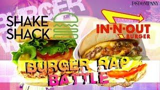 Burger Rap Battle: In-n-out Vs. Shake Shack