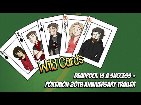CCS Wildcards: Deadpool, Pokemon Turns 20, Resident Evil 2 Remake