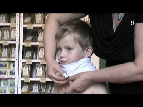 Jak na bolest v krku (TV Pětka, Na zdraví! 3. díl)