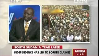 Sudan & South Sudan Struggling Economies - 2012