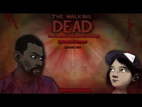 The Walking Dead  - The Southern Gentleman Challange. Ep. 1