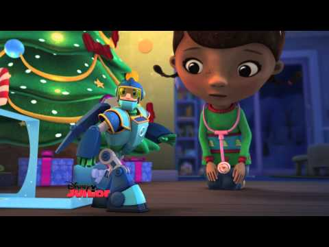 Thumbnail: Doc McStuffins | A Very McStuffins Christmas [Part 1] | Disney Junior UK