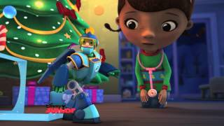A Very Mcstuffins Christmas [part 1] | Doc Mcstuffins | Disney Junior Uk