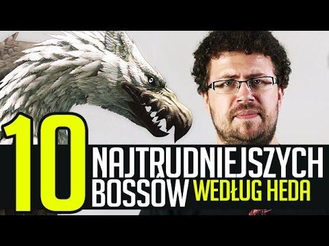Kto nam dokopał? 10 NAJTRUDNIEJSZYCH BOSSÓW z gier  [tvgry.pl]