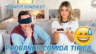 Baixar JUANPIS González 🧔🏻🍲 Probando comida típica colombiana 🇨🇴-  Laura Tobón