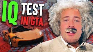 IQ Test - Kannst DU das Rätsel lösen? | GTA 5 Online
