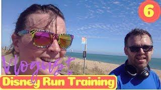 Vlogust Day 6   Half Marathon Disney Run Training For Disneyland Paris