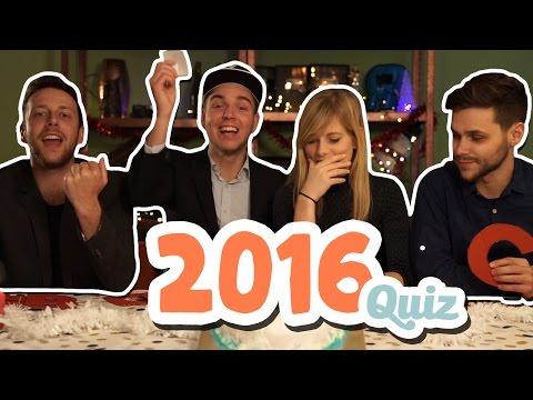 2016 QUIZ!