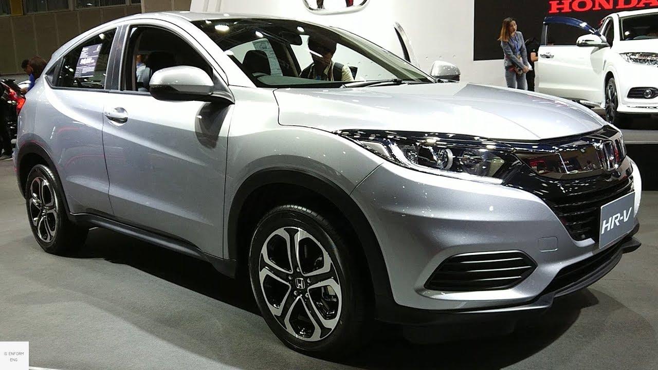 Honda HR-V phiên bản 1.8 E i-VTEC