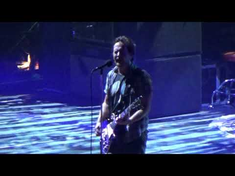 Pearl Jam en Chile 2018 - Come Back Dedicated to Chris Cornell