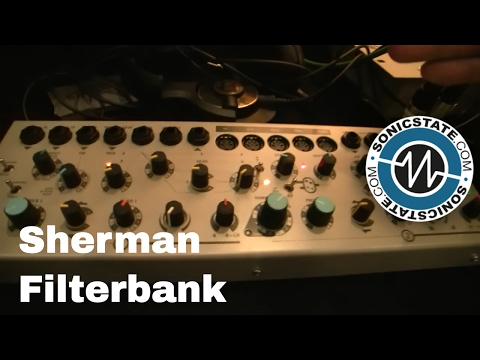 Superbooth 2017: Sherman Filterbank In New Form