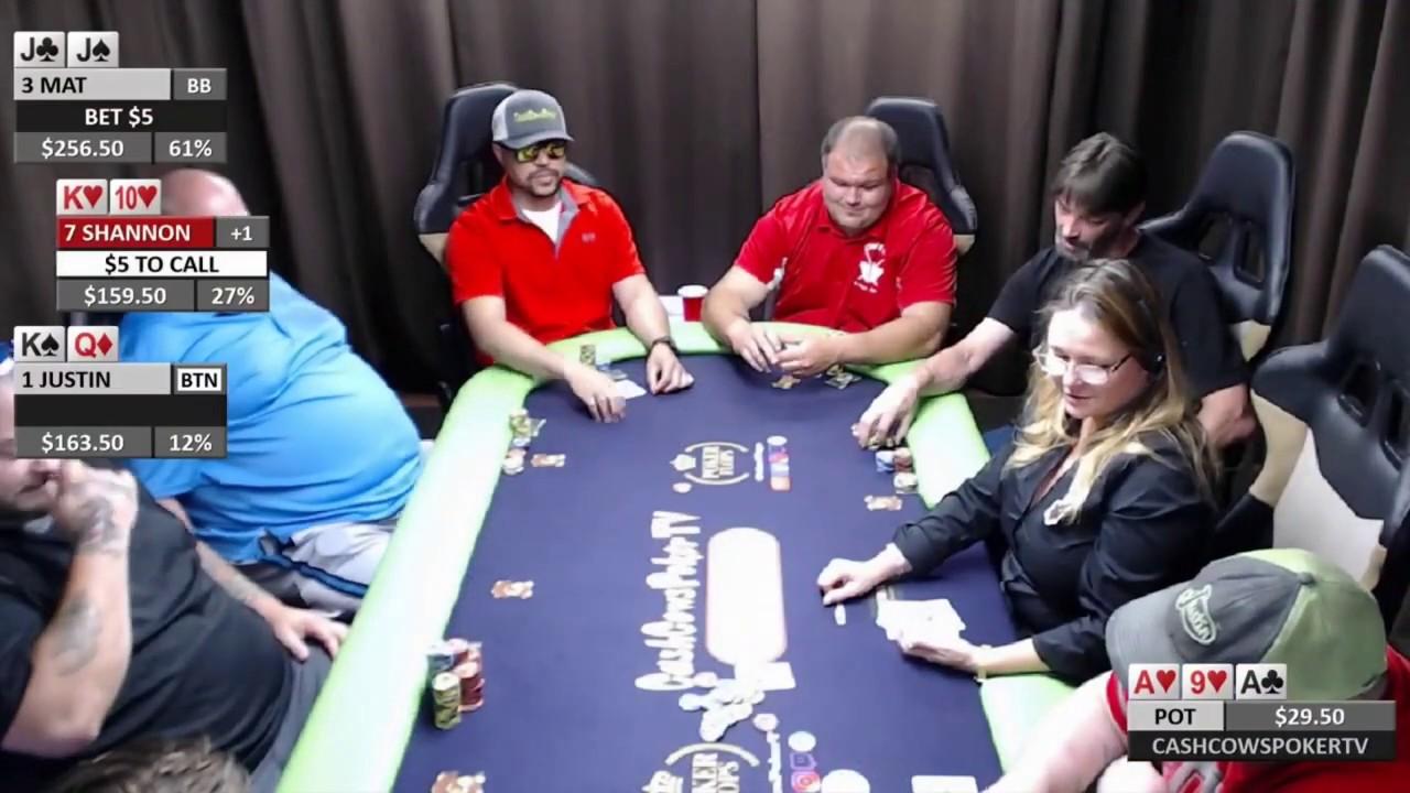$.50-1 NLH Cash Game. Season 3 Game1 Ep2. Sponsored By PokerFlops & RossSlots