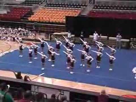 SCRA Cheerleading Competition 2007