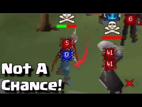 PKers can't survive these hits..