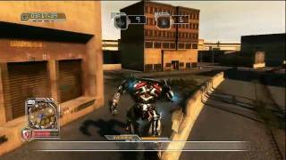 Transformers: RoTF Jazz gameplay