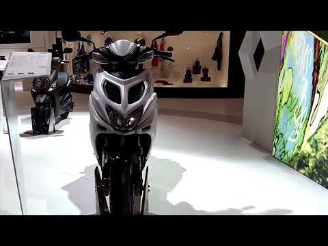 2017 Yamaha Aerox 50 Europe FullAcc Special Premium Rare Features Edition First Impression