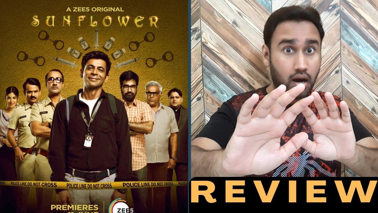Sunflower Web Series Review | Sunflower Zee5 Review | Sunflower Zee5 | Sunflower Review | Faheem Taj